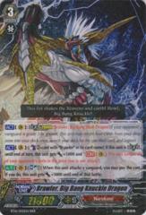 BT16/005EN Brawler, Big Bang Knuckle Dragon RRR
