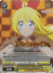 NK/WE22-E03 - C - Foil - Magical Gorilla, Chitoge