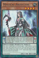 Magical Abductor - CORE-EN041 - Rare - 1st Edition