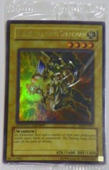 Elemental Hero Sparkman - YSD-ENS01 - Ultra Rare FACTORY SEALED