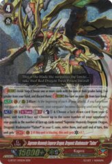 G-BT07/005EN - RRR - Supreme Heavenly Emperor Dragon, Dragonic Blademaster