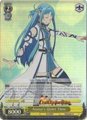 SAO/SE23-E01 R Asuna's Quiet Time FOIL