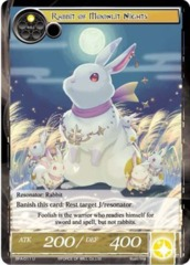 BFA-011 - U - Rabbit of Moonlit Nights