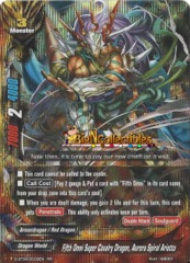 D-BT04/0009EN - RR - Fifth Omni Super Cavalry Dragon, Aurora Spiral Ariotto