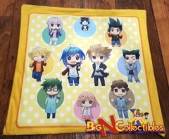 Cardfight Minevan Cushion Cover