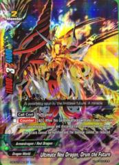 H-BT01/0003EN - RRR Ultimate Neo Dragon, Drum the Future