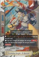 D-BT04/0027EN - R - Triumphal Knight, El Quixote