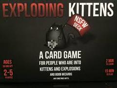 Exploding Kittens (NSFW Edition)