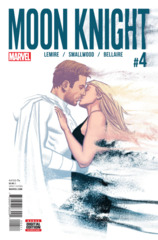 Moon Knight #4 (Second Printing)