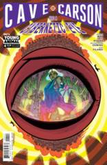 Cave Carson Has A Cybernetic Eye #4 (Mature Readers)