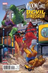 Moon Girl And Devil Dinosaur #14