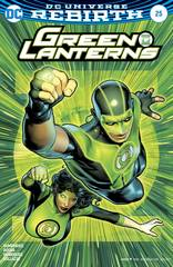 Green Lanterns #25 (Variant Edition)