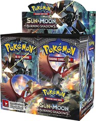 Sun & Moon: Burning Shadows Booster Box