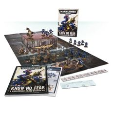 Warhammer 40,000: Know No Fear Warhammer 40,000 Starter Set (40-03-60)
