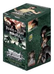 Weiss Schwarz: Attack On Titan Vol. 2 Booster Box