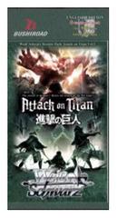 Weiss Schwarz: Attack On Titan Vol. 2 Booster Pack