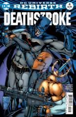 Deathstroke #4 (Variant Edition)