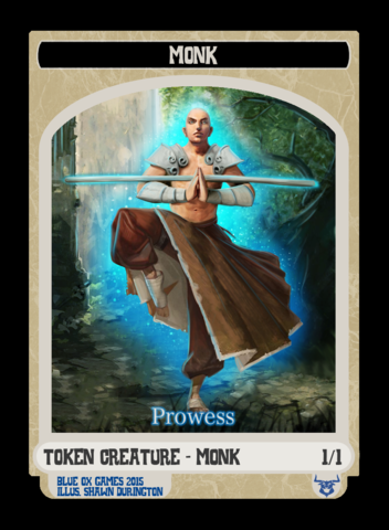 Monk Token - February / March 2016