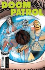 Doom Patrol #2 (Variant Edition) (Mature Readers)