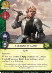 Brienne of Tarth - GoH