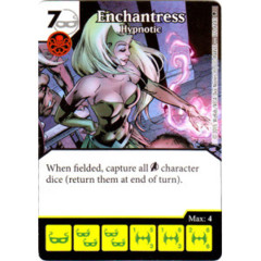 Enchantress - Hypnotic (Die & Card Combo)