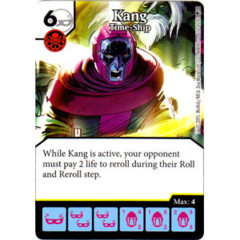 Kang - Time Ship (Die & Card Combo)