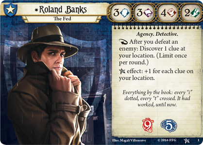 Roland Banks bundle