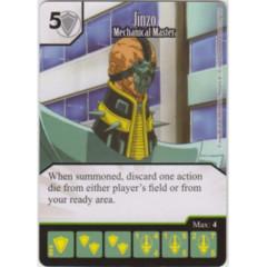 Jinzo - Mechanical Master (Die & Card Combo)