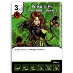 Poison Ivy - Second Eden's Vengeance (Die & Card Combo)