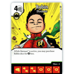 Robin - Dynamic (Die & Card Combo)