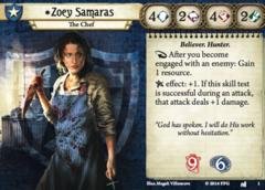 Zoey Samaras: The Chef bundle