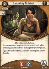 Laboratory Assistant