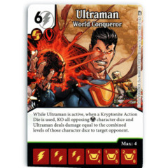 Ultraman - World Conqueror (Die & Card Combo)