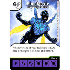 Blue Beetle - Magically Infused (Die & Card Combo Combo)