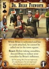 Dr. Brian Foxworth