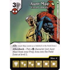 Aunt May - Fresh Cookies (Die & Card Combo)
