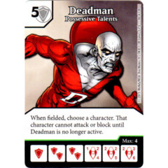 Deadman - Possessive Talents (Die & Card Combo Combo)