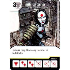 Katana - Soultaker Sword (Die & Card Combo Combo)