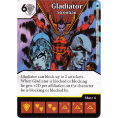Gladiator - Stronian (Die & Card Combo)