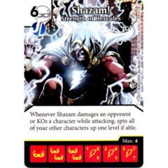 Shazam! - Strength of Hercules (Die & Card Combo Combo)