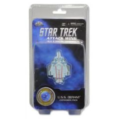 Star Trek Attack Wing: Federation U.S.S. Defiant expansion pack wizkids
