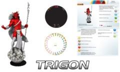 Heroclix Trigon (G001) Teen Titans