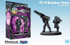 Relic Knights: Dark Space Calamity PC-9 Breaker Team (black diamond)