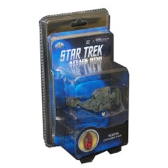 Star Trek Attack Wing: Borg Soong expansion pack wizkids