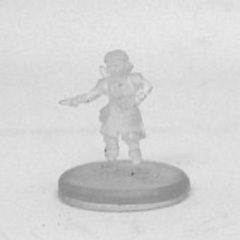 Stoutheart Halfling Female Bard (invisible)