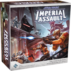 Star Wars - Imperial Assault: base/core board game FFG