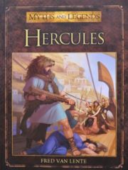 Myths and Legends: Hercules book osprey publishing