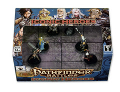 Pathfinder Battles Miniatures: Iconic Heroes Box Set 2