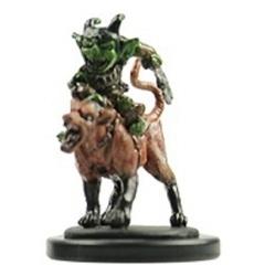Goblin Commando on Dog