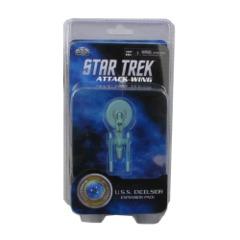 Star Trek Attack Wing: Federation U.S.S. Excelsior expansion pack wizkids